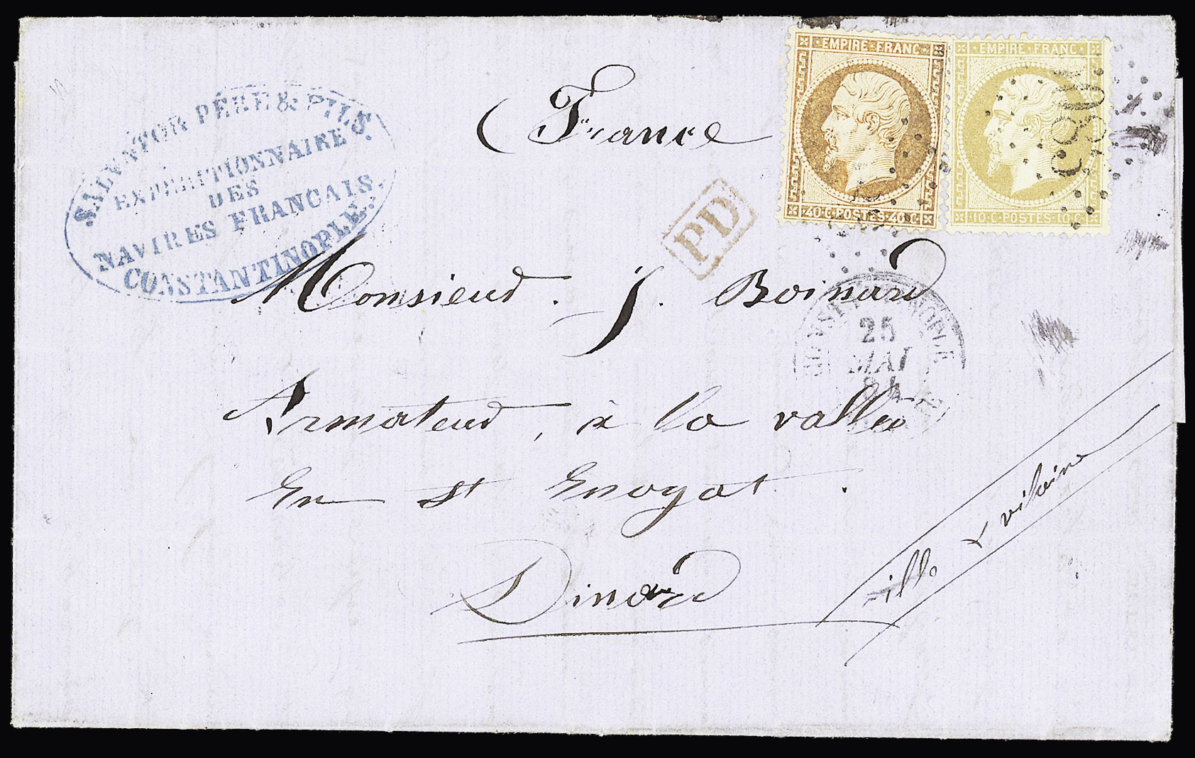 Lot 256 - Eastern Europe » Russia and USSR  -  Le Timbre Classique SA SALE ON OFFERS N ° 37 PARIS