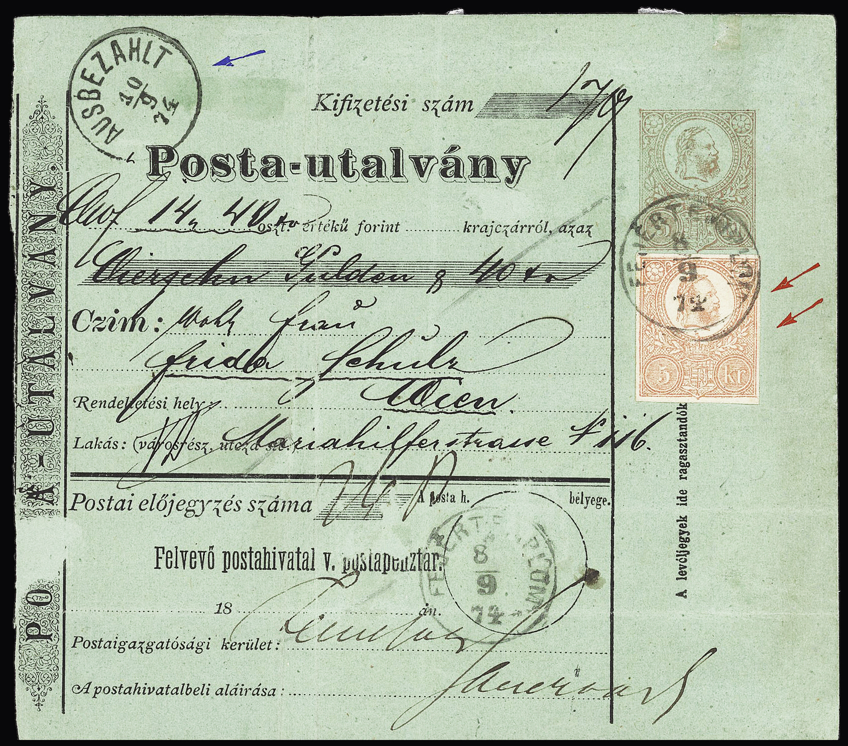 Lot 618 - Eastern Europe » Hungary  -  Le Timbre Classique SA SALE ON OFFERS N ° 37 PARIS