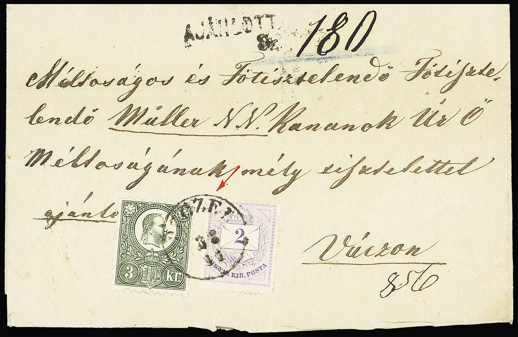 Lot 613 - Eastern Europe » Hungary  -  Le Timbre Classique SA SALE ON OFFERS N ° 37 PARIS