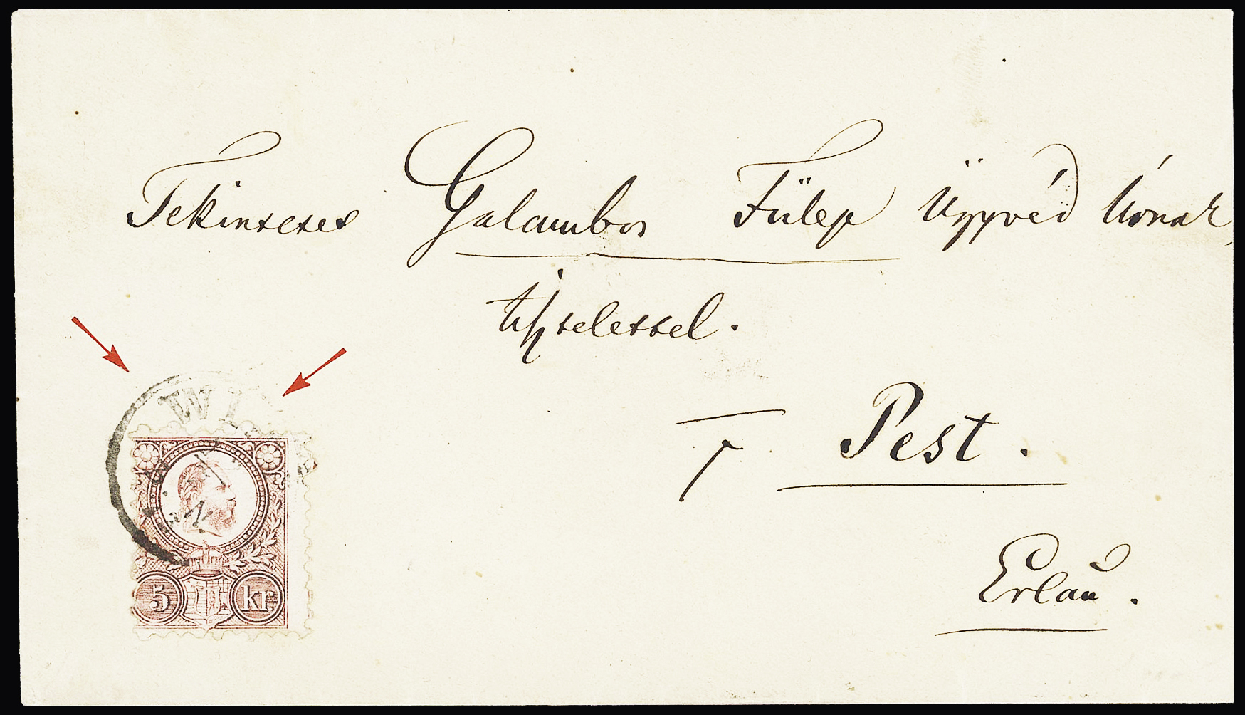 Lot 614 - Eastern Europe » Hungary  -  Le Timbre Classique SA SALE ON OFFERS N ° 37 PARIS