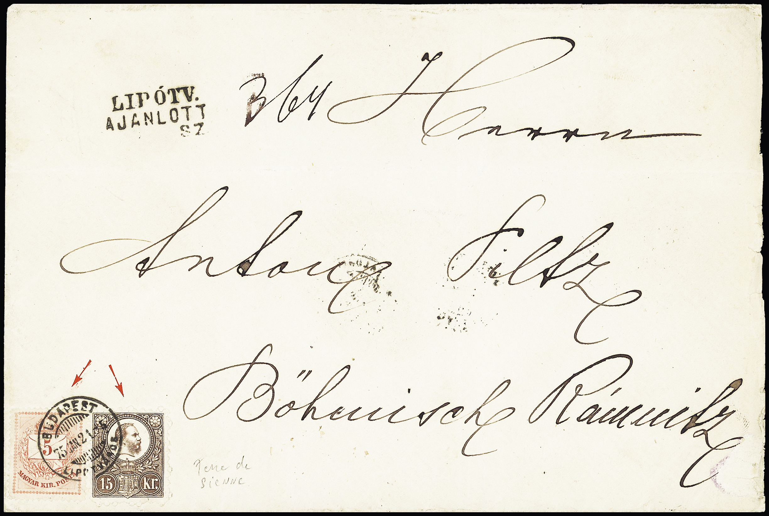 Lot 617 - Eastern Europe » Hungary  -  Le Timbre Classique SA SALE ON OFFERS N ° 37 PARIS