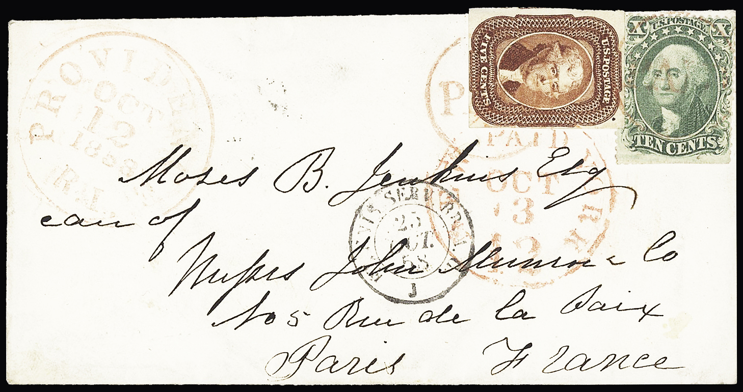 Lot 851 - Overseas » United States of America  -  Le Timbre Classique SA SALE ON OFFERS N ° 37 PARIS