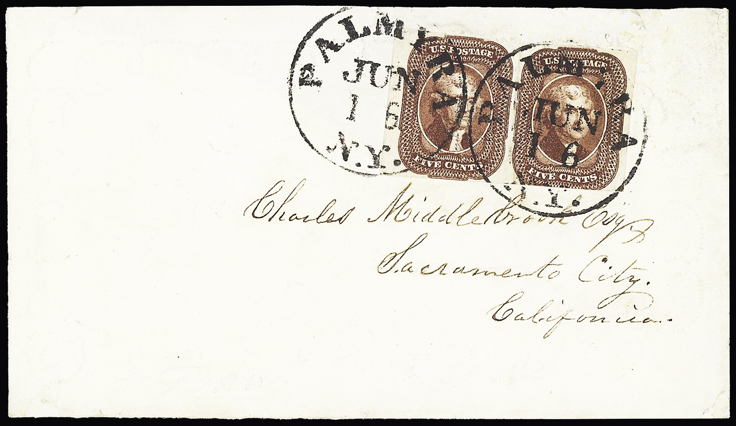 Lot 846 - Overseas » United States of America  -  Le Timbre Classique SA SALE ON OFFERS N ° 37 PARIS