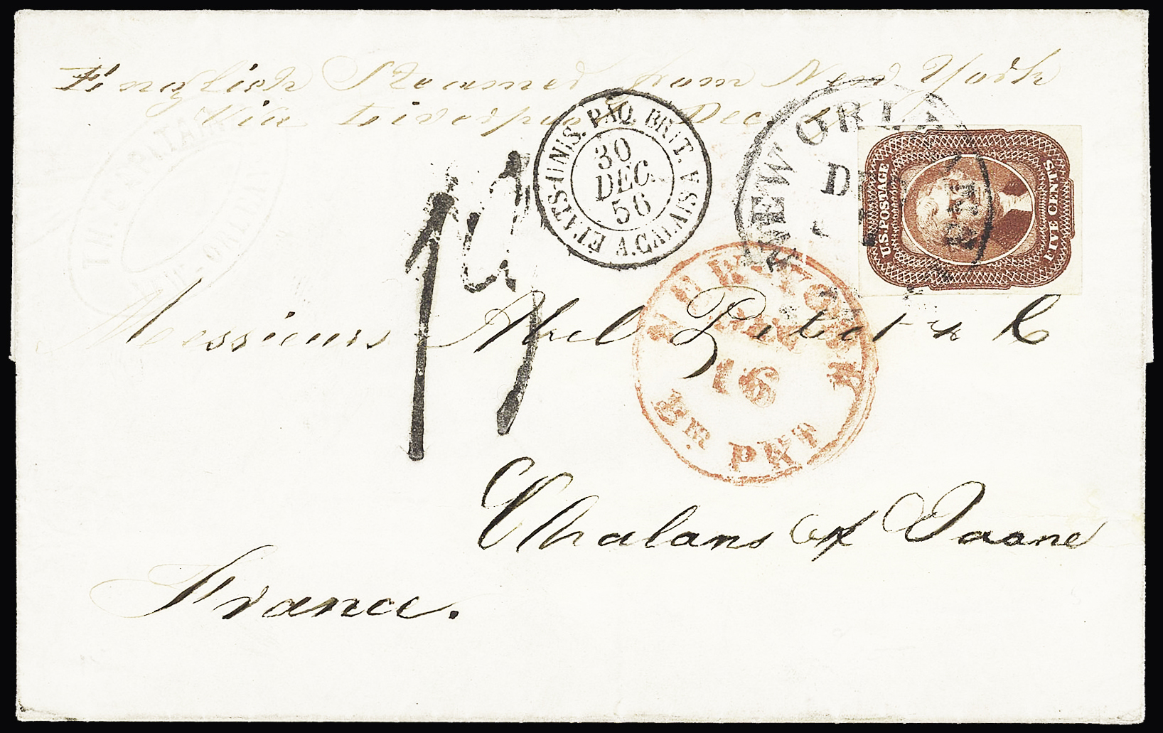 Lot 848 - Overseas » United States of America  -  Le Timbre Classique SA SALE ON OFFERS N ° 37 PARIS