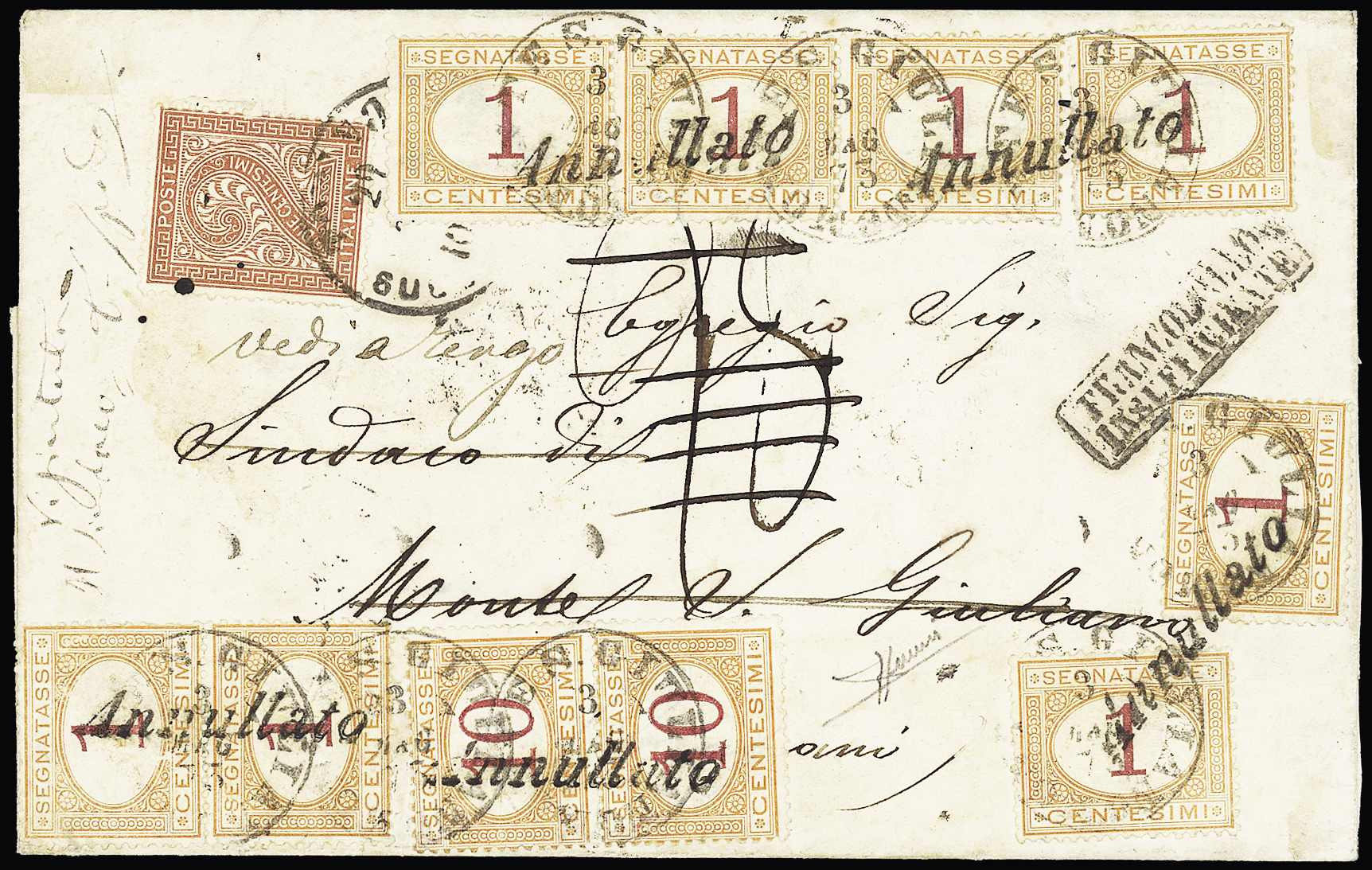 Lot 232 - Western Europe » Italy  -  Le Timbre Classique SA SALE ON OFFERS N ° 37 PARIS