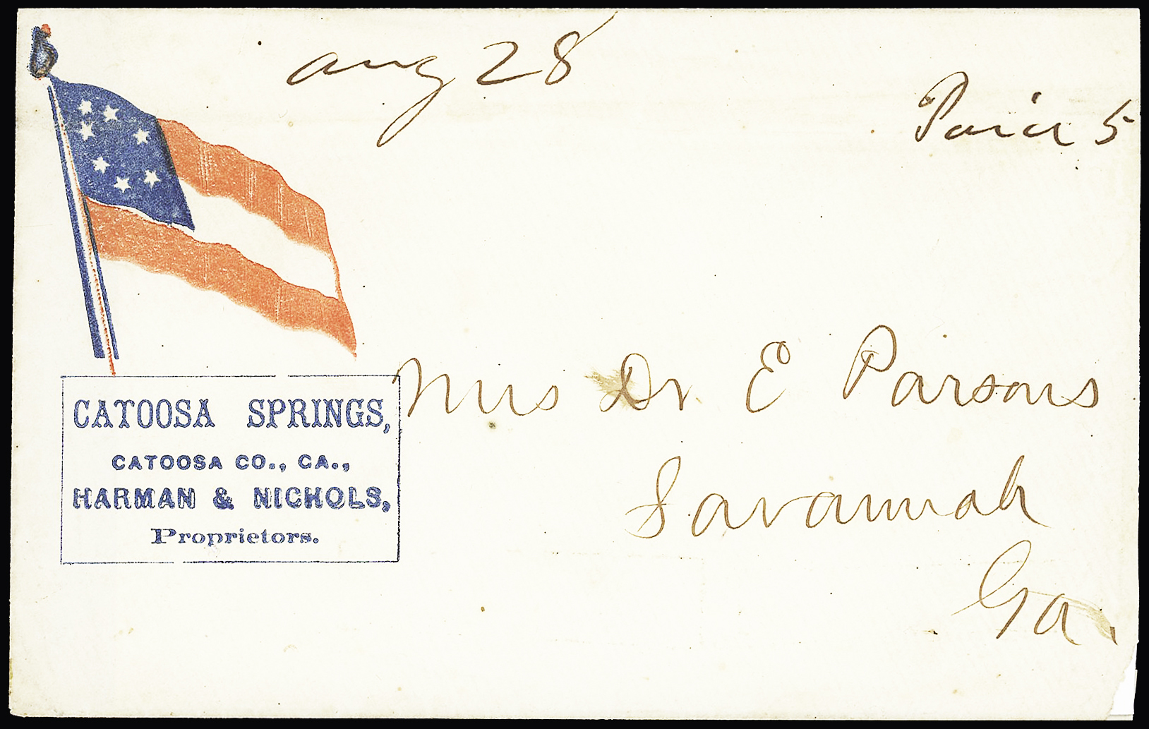 Lot 853 - Overseas » United States of America  -  Le Timbre Classique SA SALE ON OFFERS N ° 37 PARIS