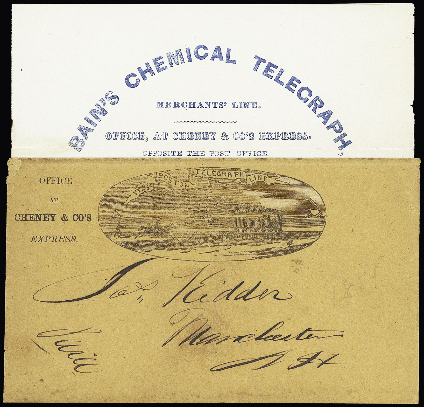 Lot 840 - Overseas » United States of America  -  Le Timbre Classique SA SALE ON OFFERS N ° 37 PARIS