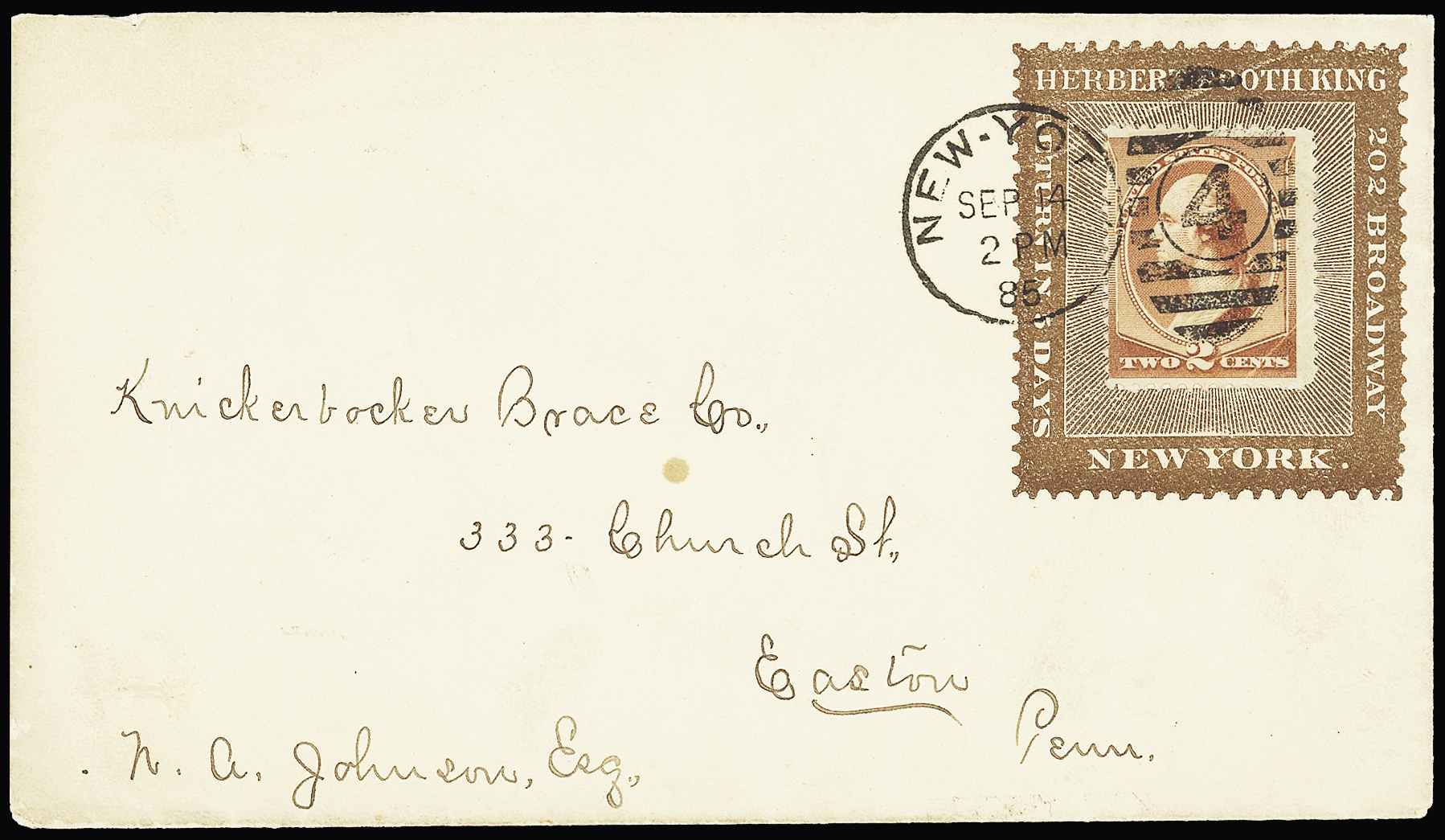 Lot 857 - Overseas » United States of America  -  Le Timbre Classique SA SALE ON OFFERS N ° 37 PARIS